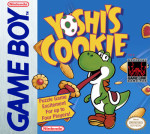 GameBoy - Yoshi's Cookie (front)
