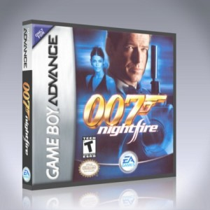 GameBoy Advance - 007: NIghtfire