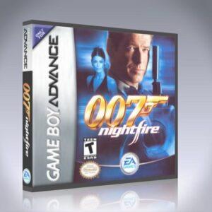 GameBoy Advance - 007: NIghtfire