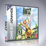 GameBoy Advance - Antz Extreme Racing
