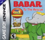 GBA - Babar To The Rescue (front)
