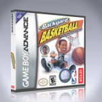 GameBoy Advance - Backyard Basketball Featuring Pros as Kids!