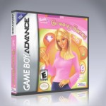 GameBoy Advance - Barbie Software Groovy Games