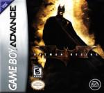GameBoy Advance - Batman Begins (front)