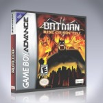 GameBoy Advance - Batman: Rise of Sin Tzu