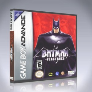GameBoy Advance - Batman: Vengeance