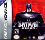 GameBoy Advance - Batman: Vengeance (front)