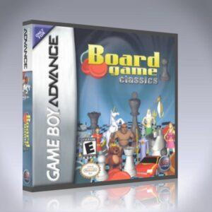 GameBoy Advance - Board Game Classics
