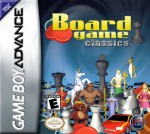 GameBoy Advance - Board Game Classics (front)