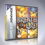 GameBoy Advance - Breath of Fire