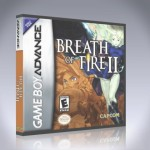 GameBoy Advance - Breath of Fire II
