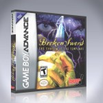 GameBoy Advance - Broken Sword: The Shadow of the Templars