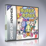 GameBoy Advance - Bubble Bobble Old & New