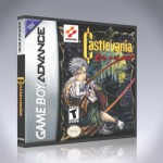 GameBoy Advance - Castlevania: Circle of the Moon