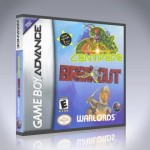 GameBoy Advance - Centipede / Breakout / Warlords