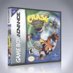 GameBoy Advance - Crash Bandicoot 2: N-Tranced