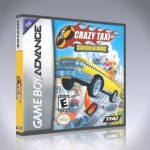 GameBoy Advance - Crazy Taxi: Catch a Ride