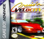 GBA - Cruis'n Velocity (front)