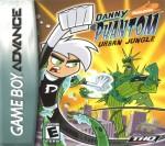 GBA - Danny Phantom: Urban Jungle (front)