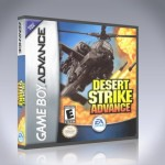 GameBoy Advance - Desert Strike Advance