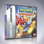 GameBoy Advance - Digimon Battle Spirit