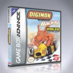 GameBoy Advance - Digimon Racing