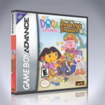 GameBoy Advance - Dora The Explorer: The Search for Pirate Pig's Treasure