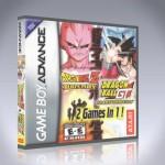 GBA - Dragonball Z: 2 Games In 1