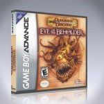 GameBoy Advance - Dungeons & Dragons: Eye of the Beholder