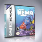 GameBoy Advance - Finding Nemo