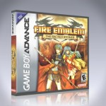GameBoy Advance - Fire Emblem: The Sacred Stones