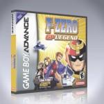 GameBoy Advance - F-Zero GP Legend