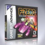 GameBoy Advance - F-Zero Maximum Velocity