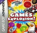 GBA - Games Explosion! (front)