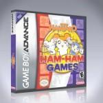 GameBoy Advance - Hamtaro Ham-Ham Games