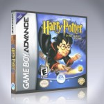 GameBoy Advance - Harry Potter and the Sorcerer's Stone