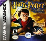 GBA - Harry Potter and the Chamber of Secrets (front)