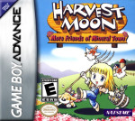 GBA - Harvest Moon: More Friends of Mineral Town (front)
