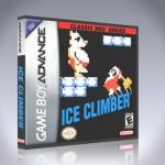 GameBoy Advance - Ice Climber