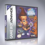 GameBoy Advance - Adventures of Jimmy Neutron Boy Genius: Attack of the Twonkies