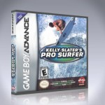 GameBoy Advance - Kelly Slater's Pro Surfer