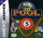 GBA - Killer 3D Pool (front)