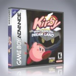 GameBoy Advance - Kirby: NIghtmare in Dream Land