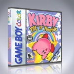 GameBoy Color - Kirby Tilt 'n' Tumble