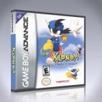 GameBoy Advance - Klonoa: Empire of Dreams
