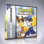GameBoy Advance - Klonoa 2: Dream Champ Tournament