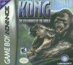 GBA - Kong: The 8th Wonder of the World (front)