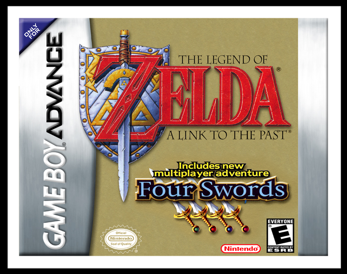 GameBoy Advance – Legend of Zelda, The: A Link to the Past