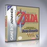 GBA - Legend of Zelda, The: A Link to the Past