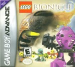 GBA - Lego Bionicle (front)